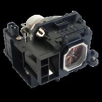 NEC M260W+ Lampe med lampehus