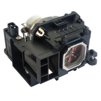 NEC NP-M260W Lampe med lampehus