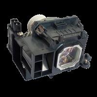 NEC NP-M300WS Lampe med lampehus