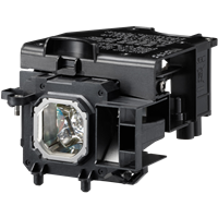 NEC NP-ME401X Lampe med lampehus
