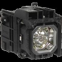 NEC NP3250WG Lampe med lampehus