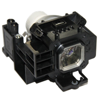 NEC NP410W Lampe med lampehus