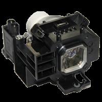 NEC NP510W Lampe med lampehus