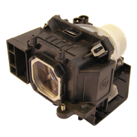 NEC P350X Lampe med lampehus