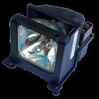 NEC VT440J Lampe med lampehus