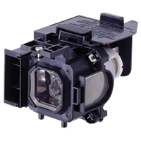 NEC VT480 Lampe med lampehus