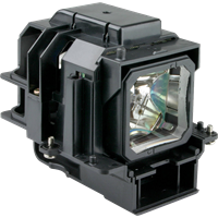 NEC VT570 Lampe med lampehus
