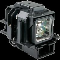 NEC VT575 Lampe med lampehus