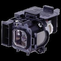 NEC VT580 Lampe med lampehus