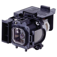 NEC VT58BE Lampe med lampehus