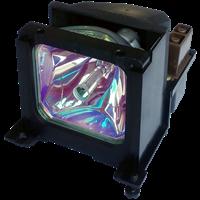 NEC VT650 Lampe med lampehus