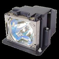NEC VT660 Lampe med lampehus