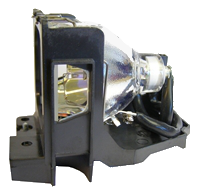 TOSHIBA TLP-T401J Lampe med lampehus